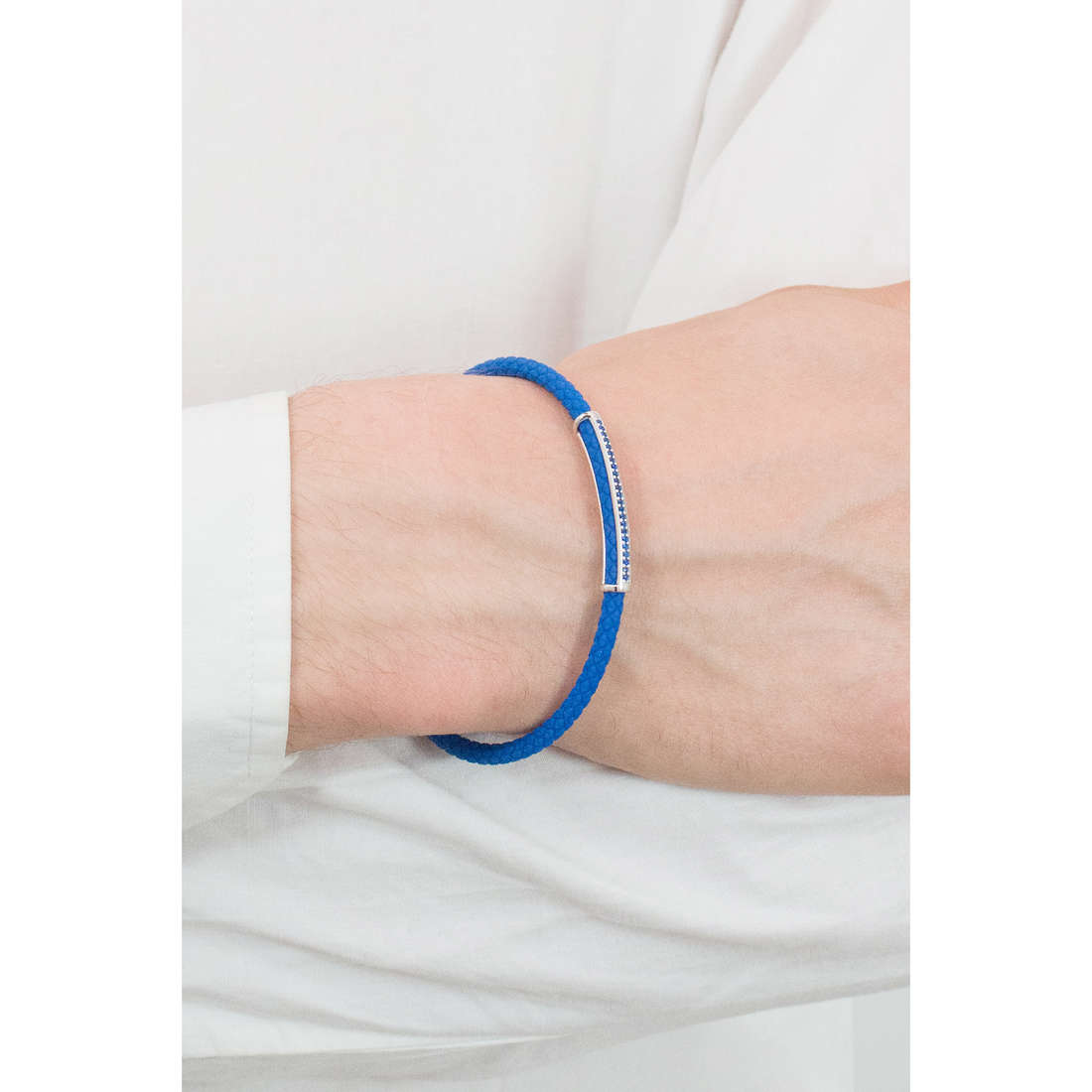 Comete bracelets Random homme UBR 635 photo wearing