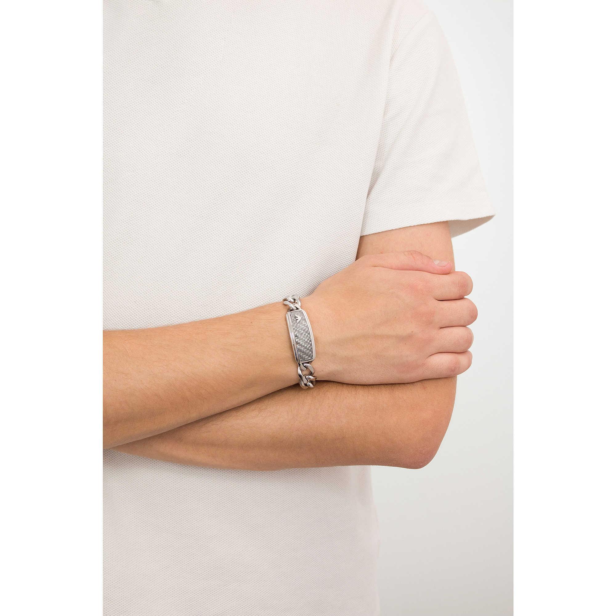 bracelet homme bijoux Emporio Armani EGS1688040190 bracelets Emporio ... e4d36092908