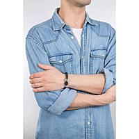 bracelet homme bijoux Emporio Armani Signature EGS2178040