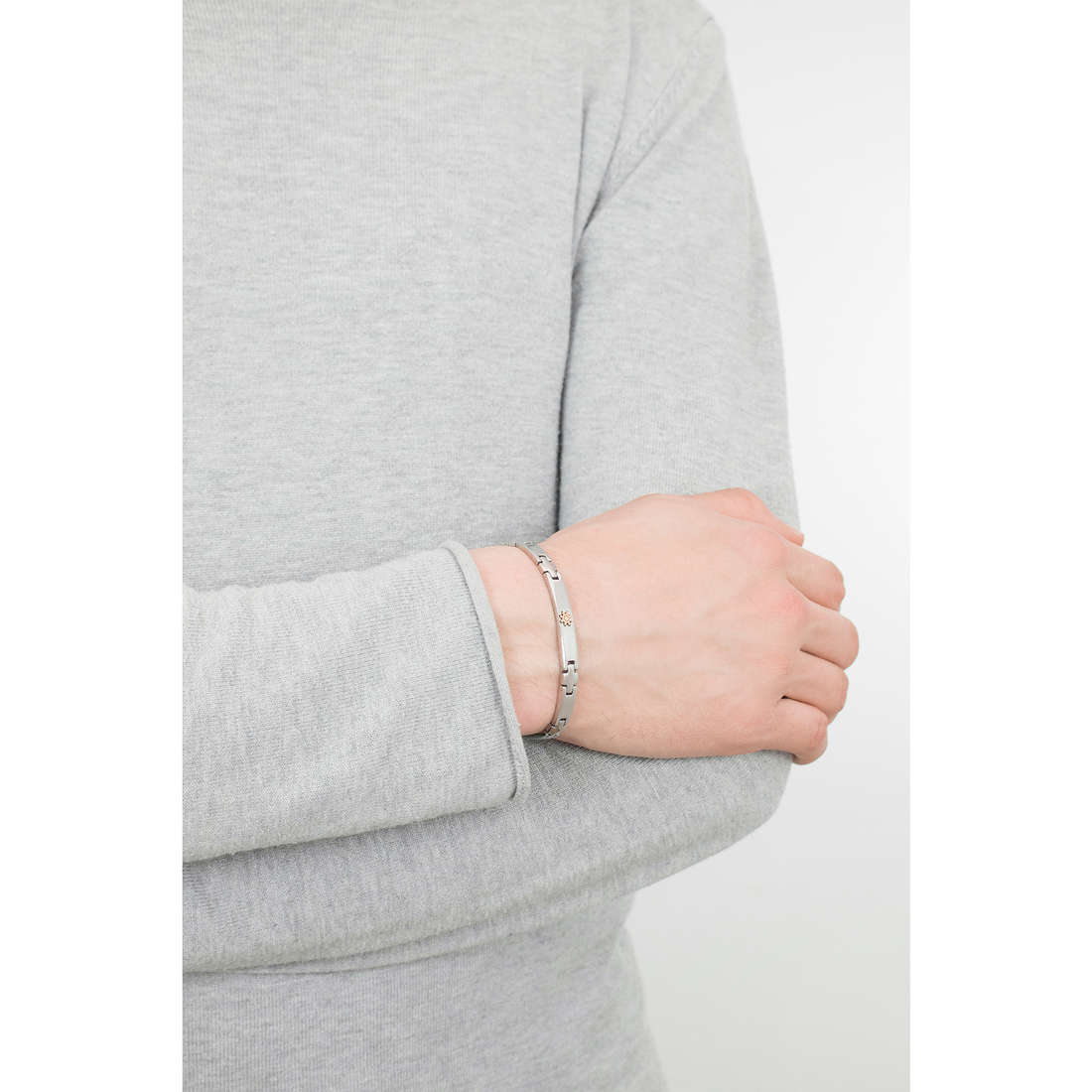 Luca Barra bracelets homme LBBA717 photo wearing
