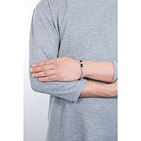 bracelet homme bijoux Luca Barra LBBA954