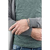 bracelet homme bijoux Morellato Black & White S0B07