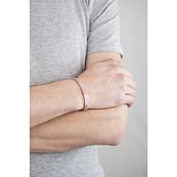 bracelet homme bijoux Morellato Cross SKR02
