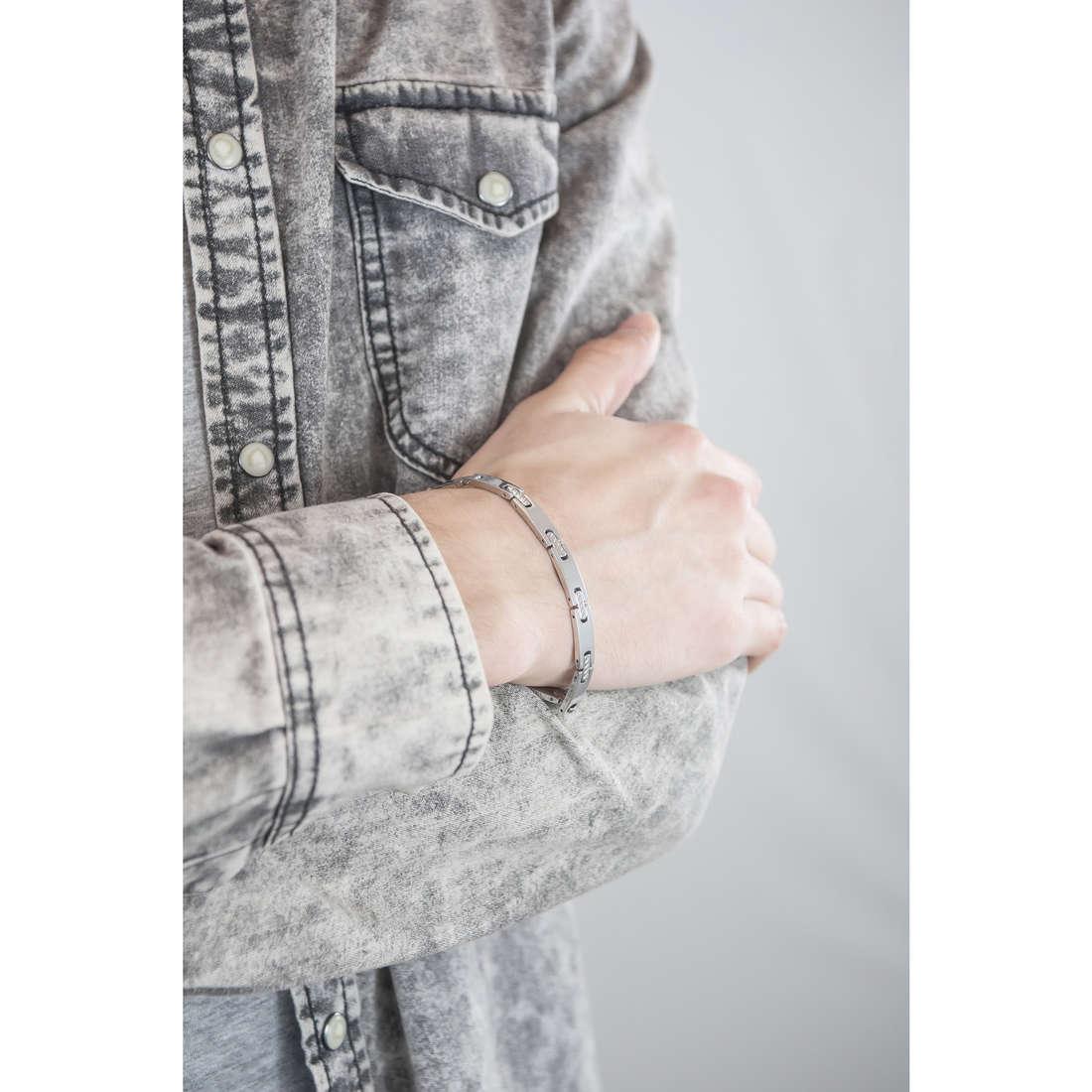 Morellato bracelets Cross homme SKR28 indosso