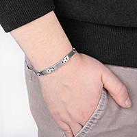 bracelet homme bijoux Morellato Cross SKR42