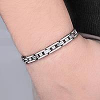 bracelet homme bijoux Morellato Cross SKR47
