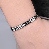 bracelet homme bijoux Morellato Cross SKR48