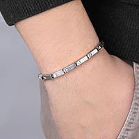 bracelet homme bijoux Morellato Cross SKR50