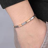 bracelet homme bijoux Morellato Cross SKR51