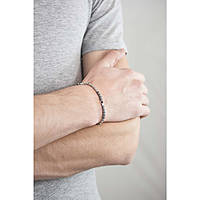 bracelet homme bijoux Morellato Ematite SAHT06