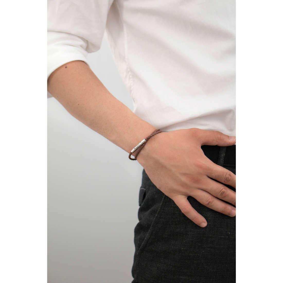 Morellato bracelets Ocean homme SABR09 indosso