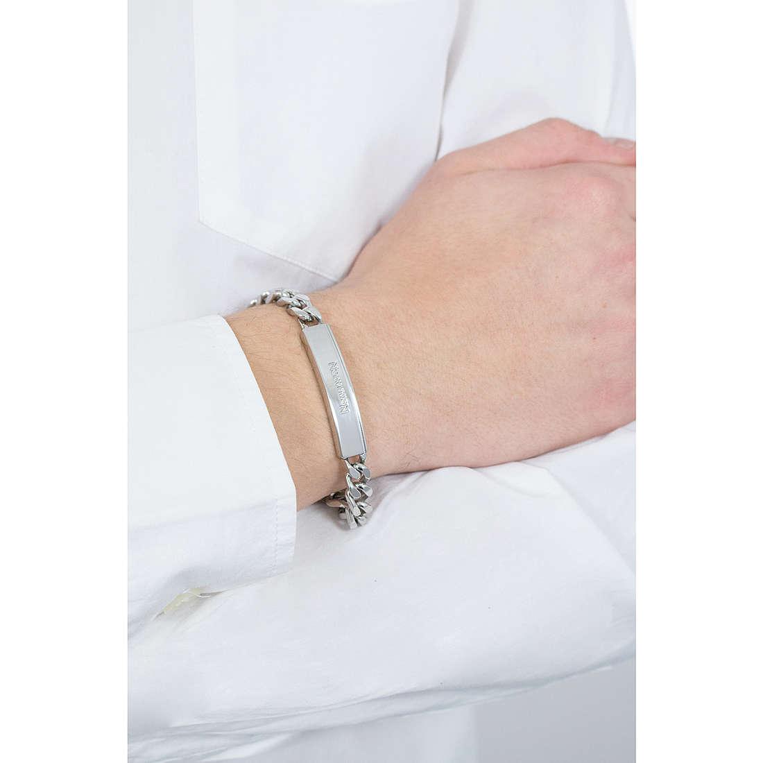 Nomination bracelets Bond homme 021928/005 photo wearing