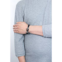 bracelet homme bijoux Police Force S14ALE02B