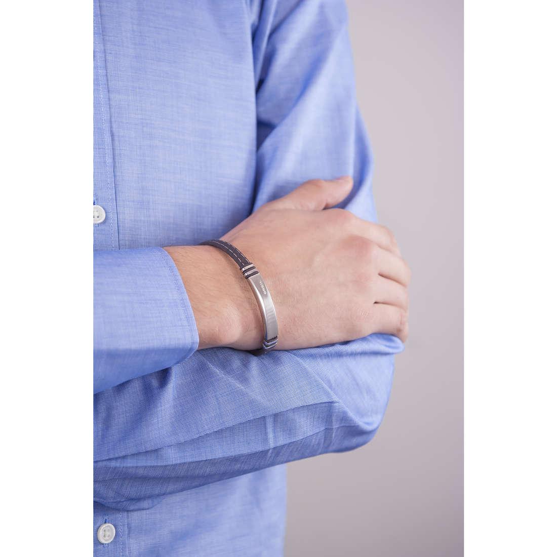 Breil bracelets man TJ1976 indosso