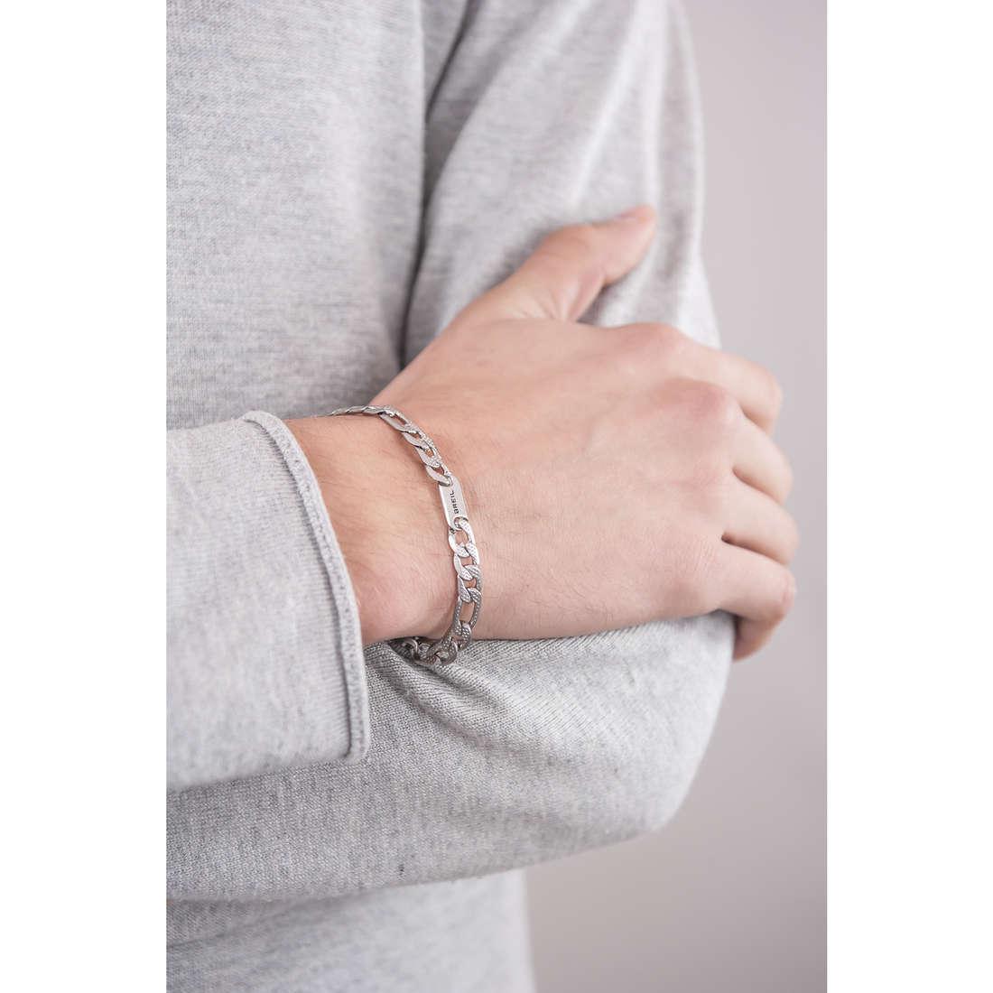 Breil bracelets man TJ1978 indosso