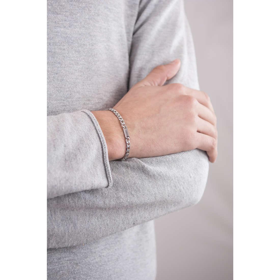 Breil bracelets man TJ1979 indosso