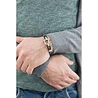 bracelet man jewellery Comete Blu di Genova UBR 729