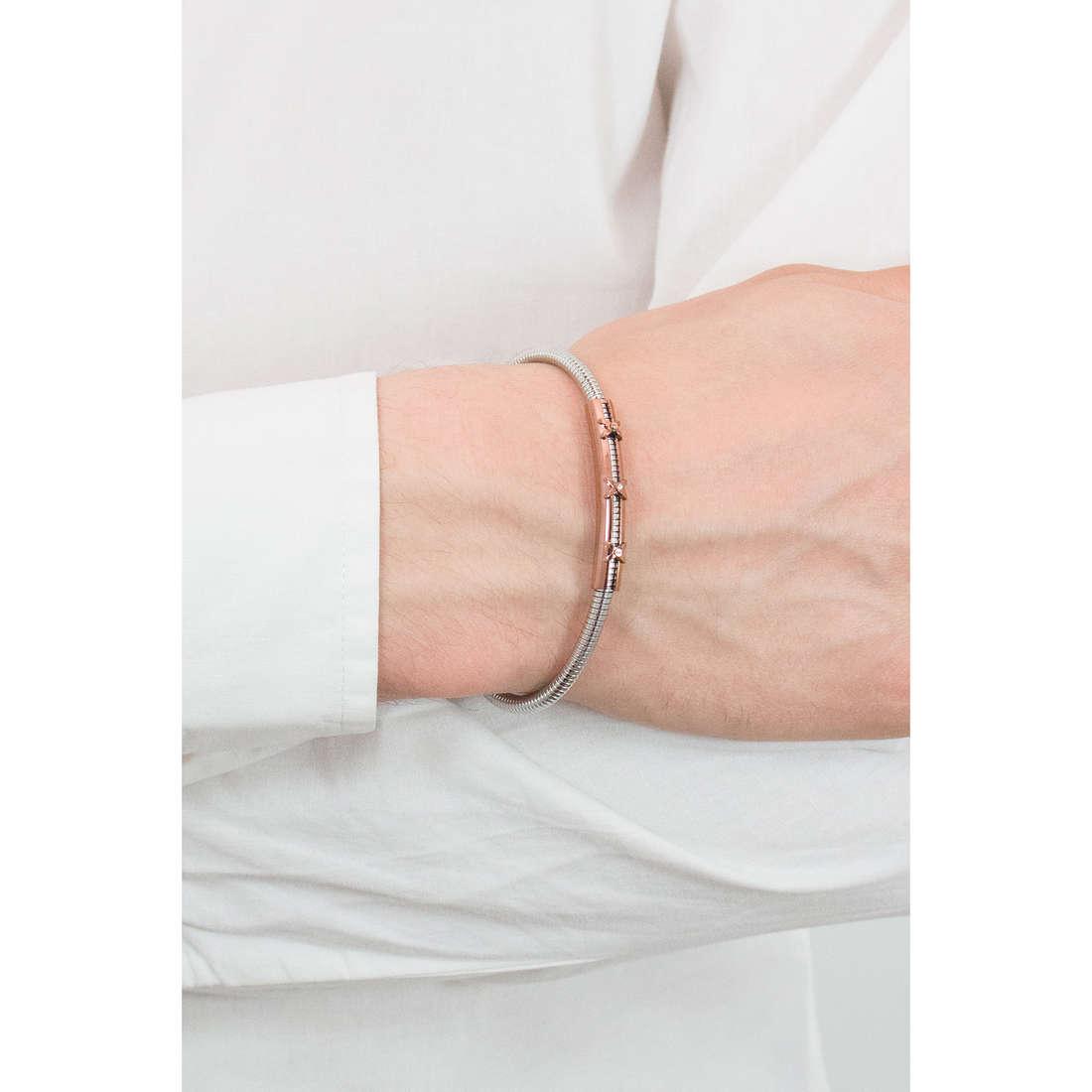 Comete bracelets Boxe man UBR 794 photo wearing