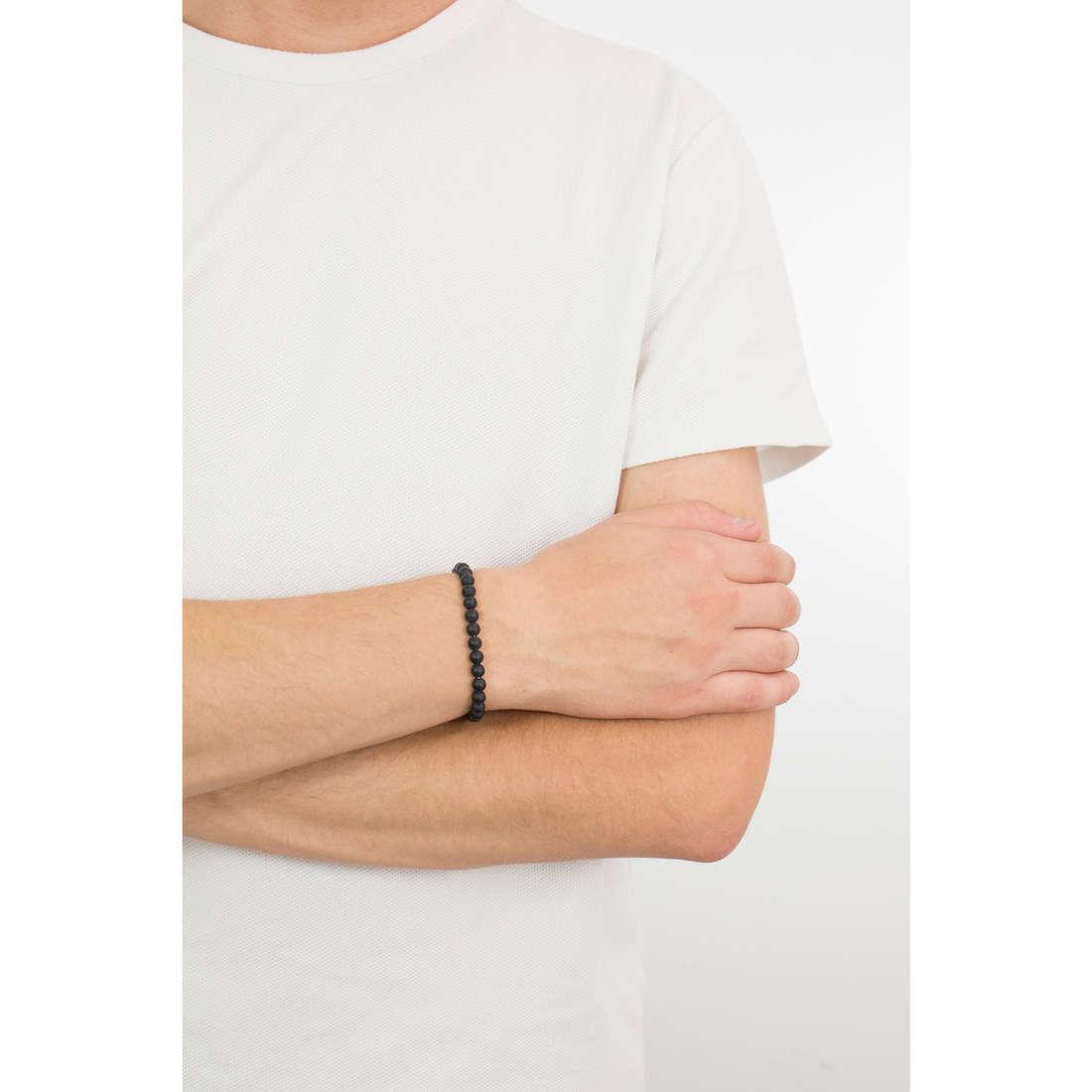 Comete bracelets Dandy man UBR 744 photo wearing