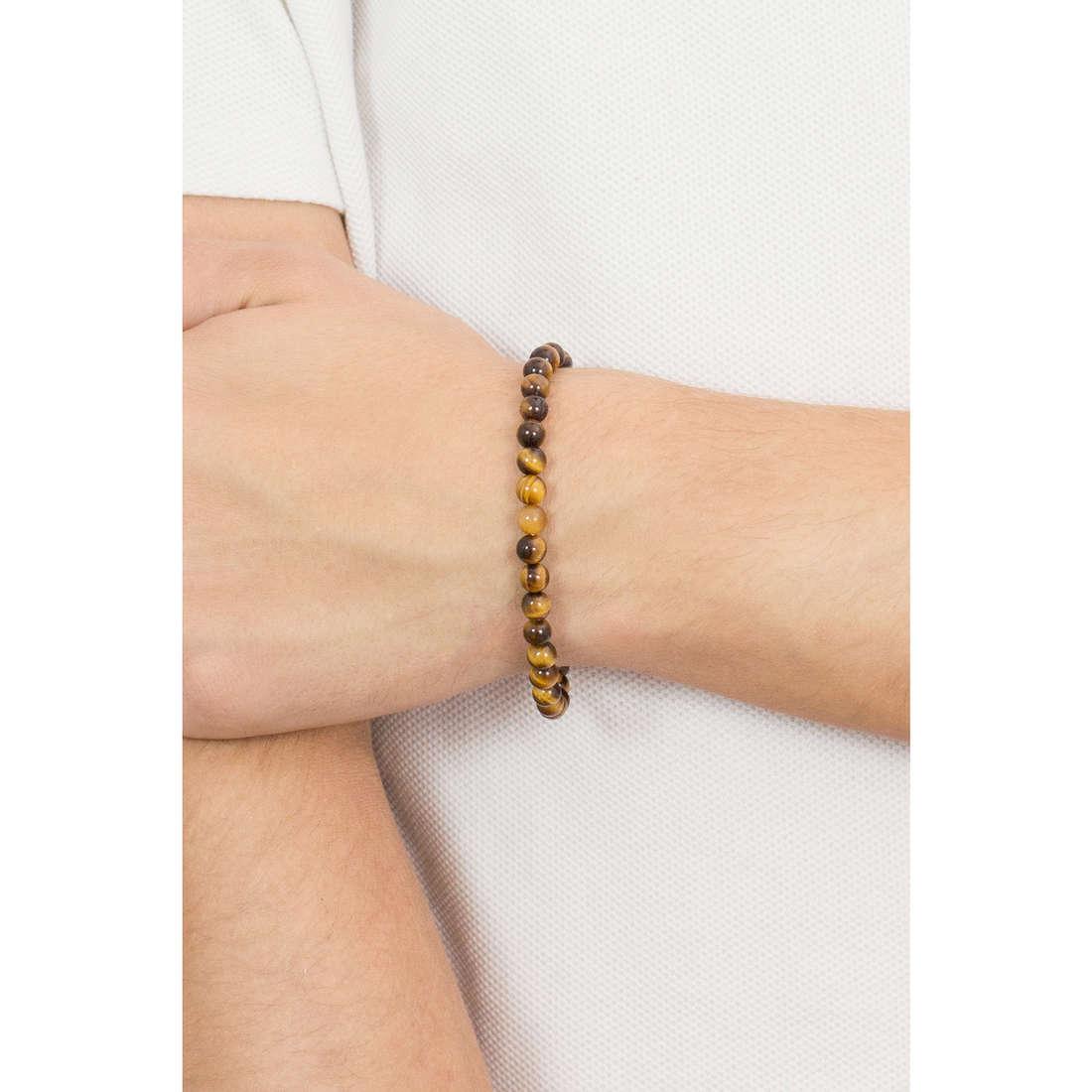 Comete bracelets Dandy man UBR 745 photo wearing