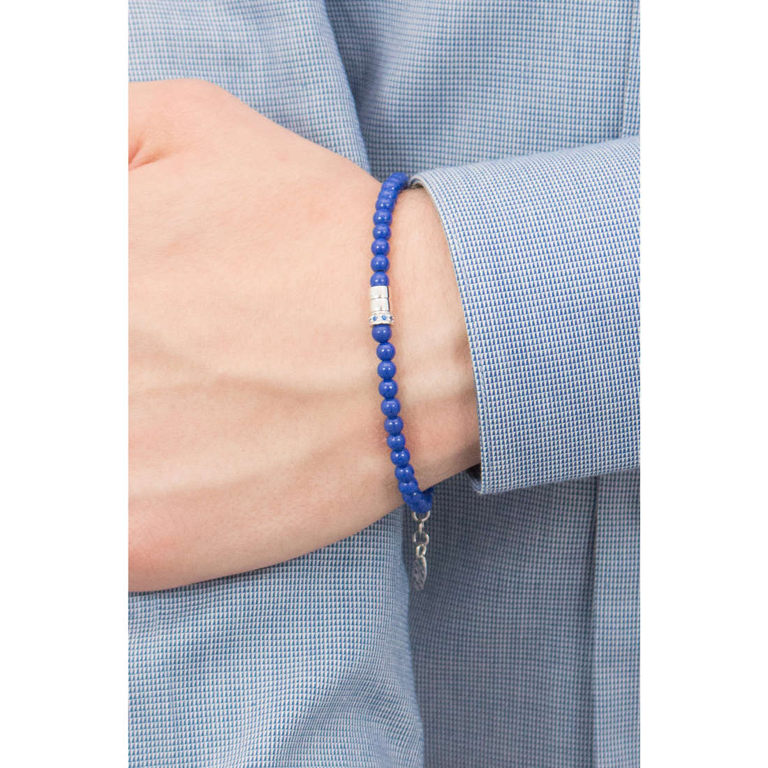 Comete bracelets Dandy man UBR 750 photo wearing