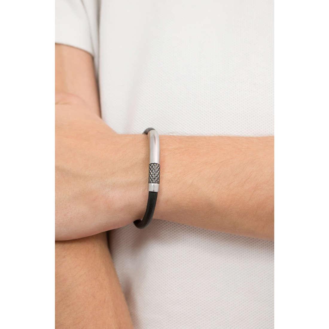Emporio Armani bracelets man EGS2385020 photo wearing