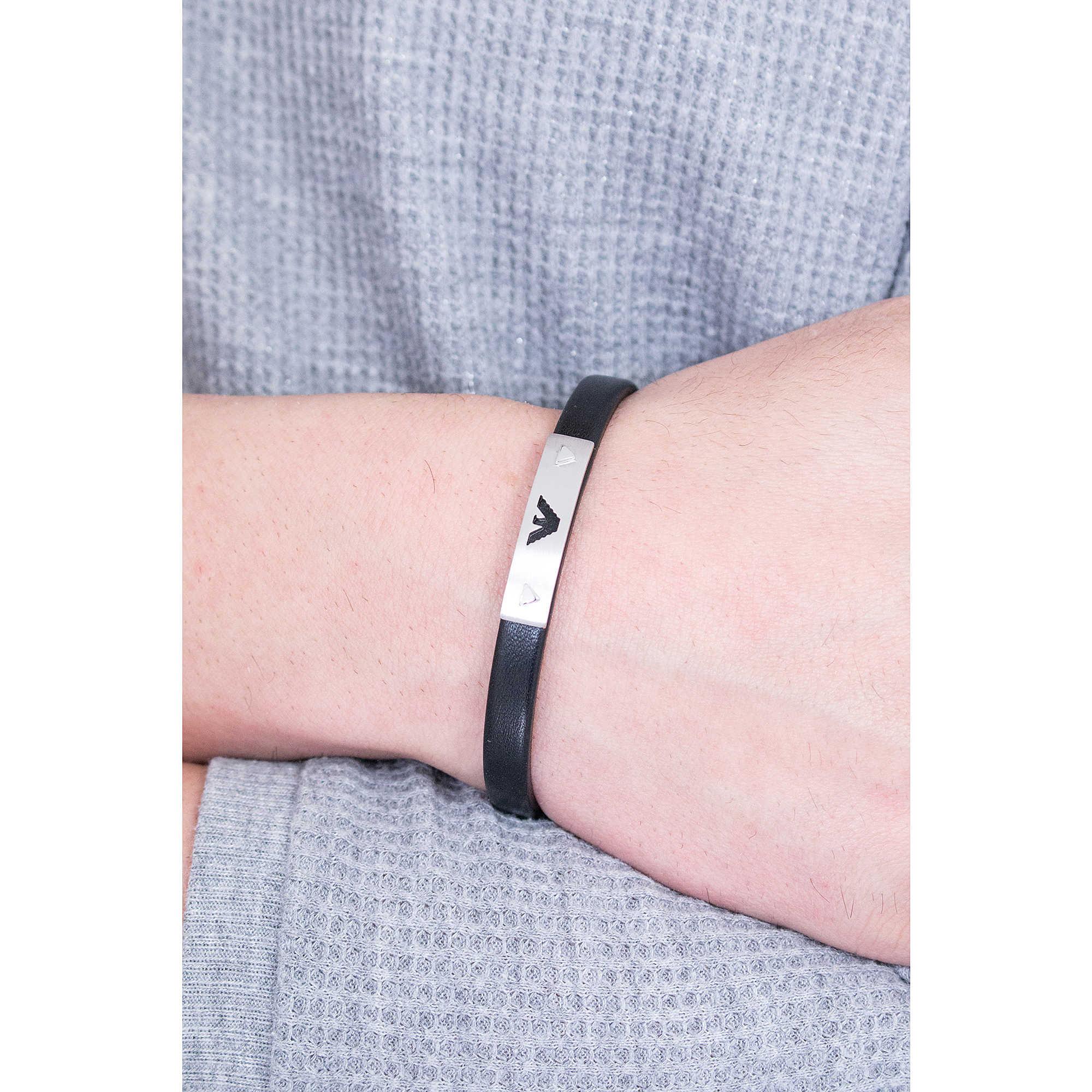 zoom. package bracelets Emporio Armani EGS2411040. zoom. bracelet man  jewellery Emporio Armani EGS2411040 ca7e675ff8c