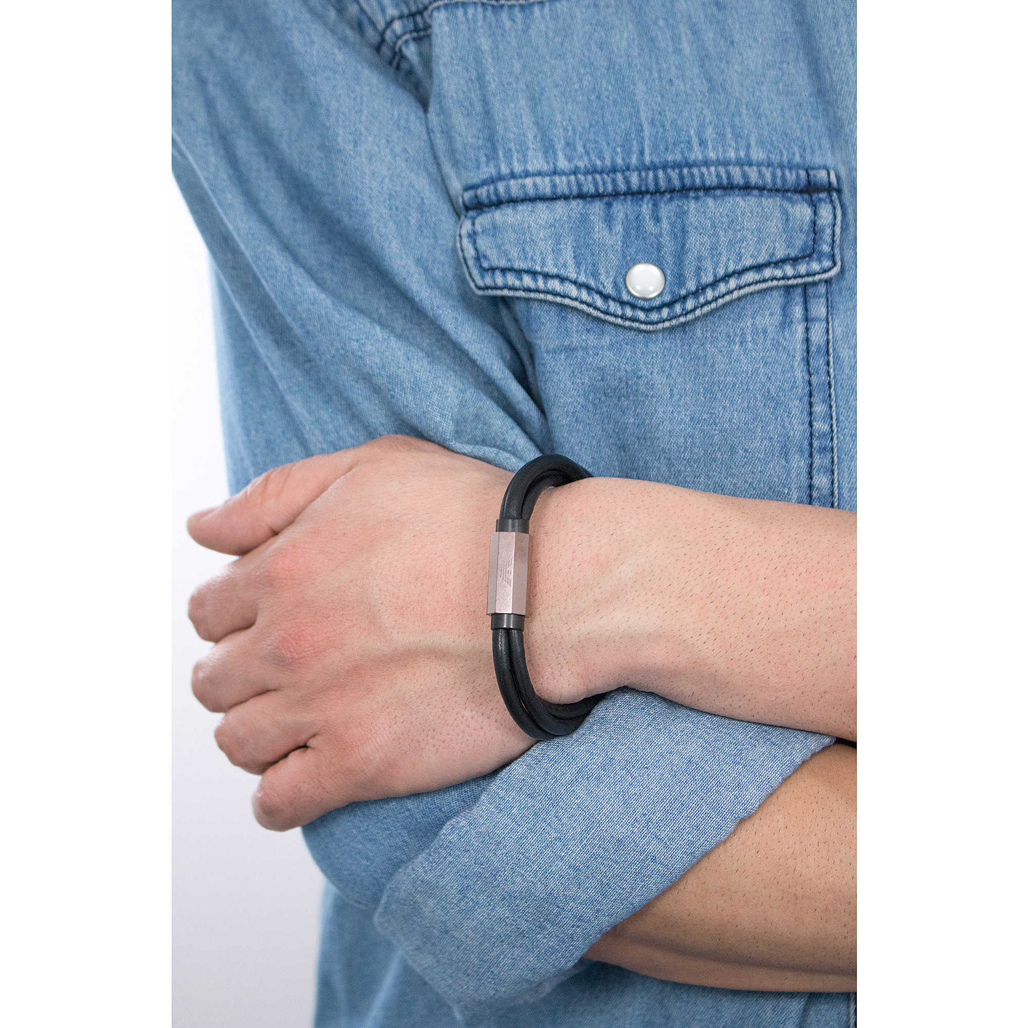 zoom. package bracelets Emporio Armani EGS2434200. zoom. bracelet man  jewellery Emporio Armani EGS2434200 164aa5bffdb