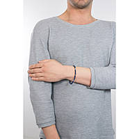 bracelet man jewellery Fossil Wellness JF02835040