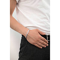 bracelet man jewellery Luca Barra LBBA534