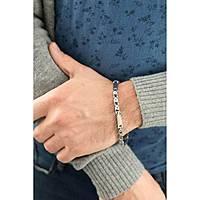 bracelet man jewellery Luca Barra LBBA537