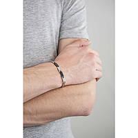 bracelet man jewellery Luca Barra LBBA552