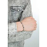 bracelet man jewellery Luca Barra LBBA639