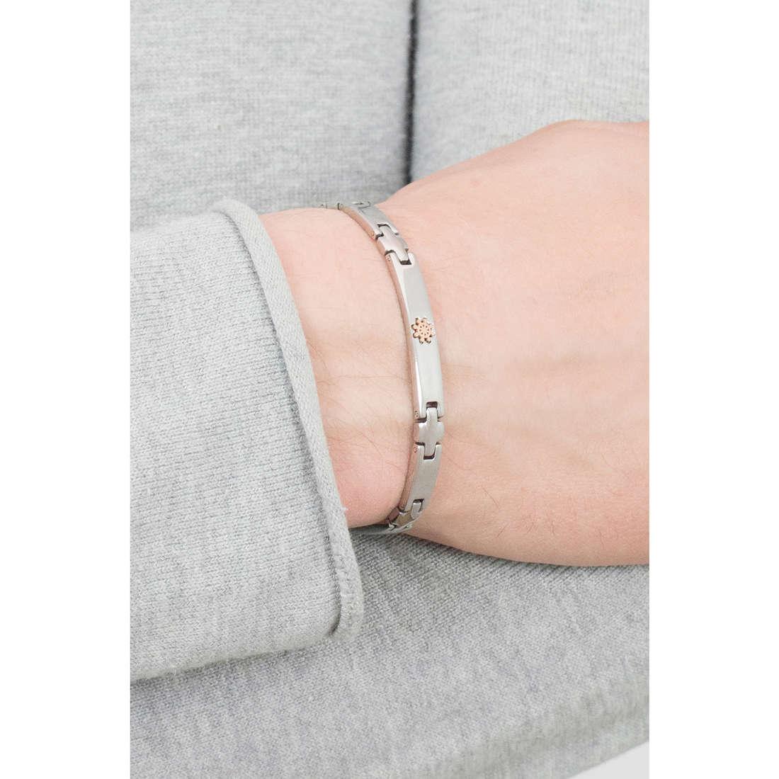 Luca Barra bracelets man LBBA717 photo wearing