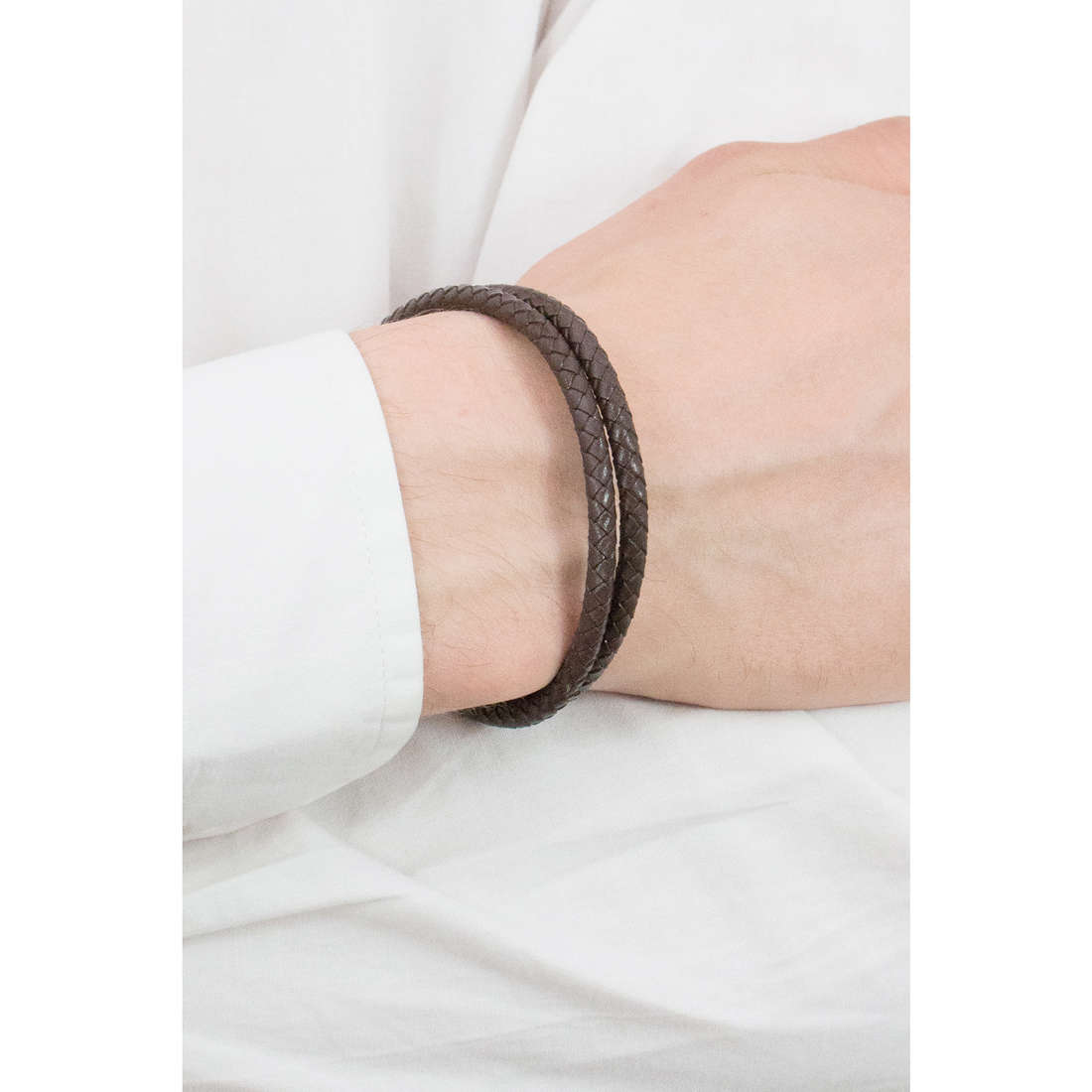 Luca Barra bracelets Sailor man LBBA810 photo wearing