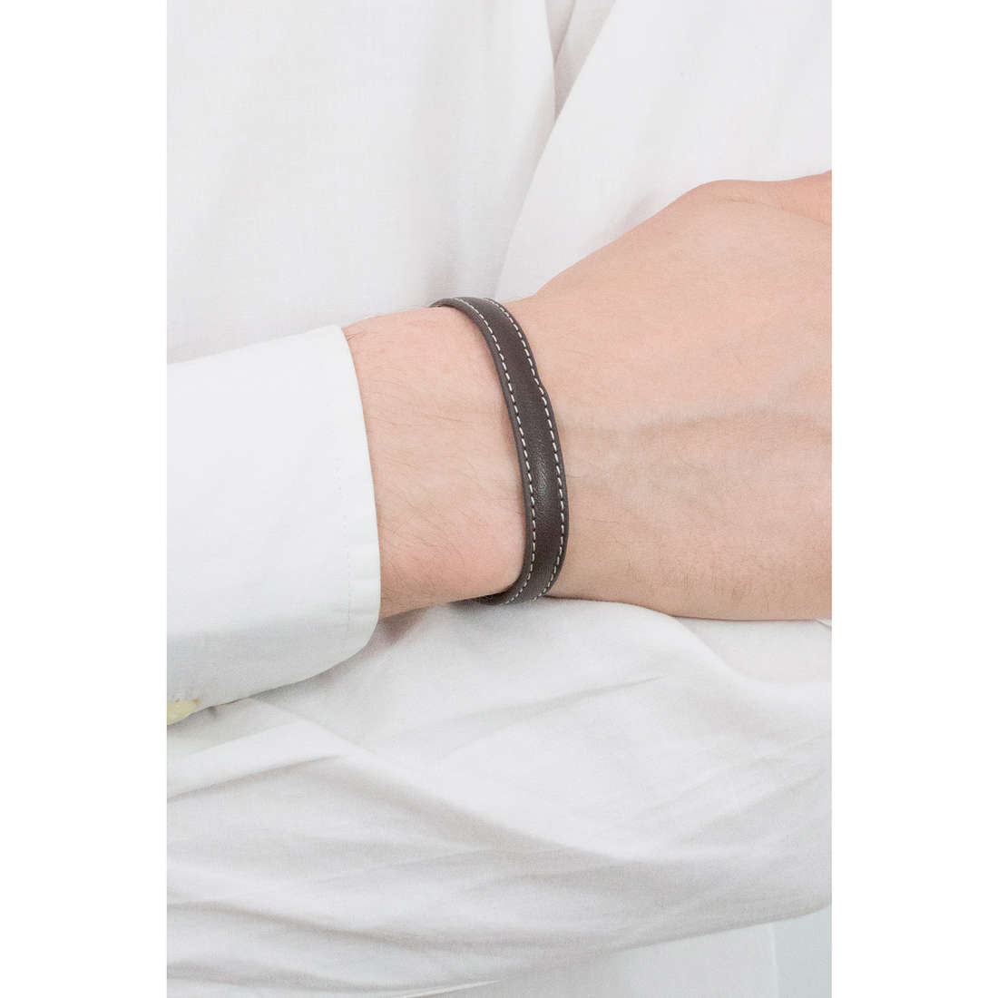 Luca Barra bracelets Sailor man LBBA818 photo wearing
