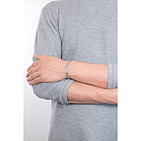 bracelet man jewellery Luca Barra LBBA944