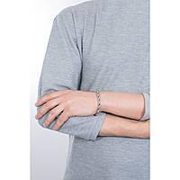 bracelet man jewellery Luca Barra LBBA947