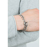 bracelet man jewellery Luca Barra Sailor LBBA861