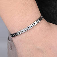 bracelet man jewellery Morellato Cross SKR40