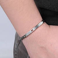 bracelet man jewellery Morellato Cross SKR44