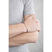 bracelet man jewellery Morellato Ematite SAHT03