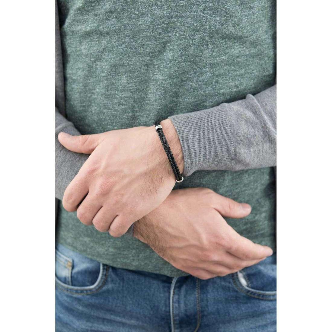 Morellato bracelets Ocean man SABR01 indosso