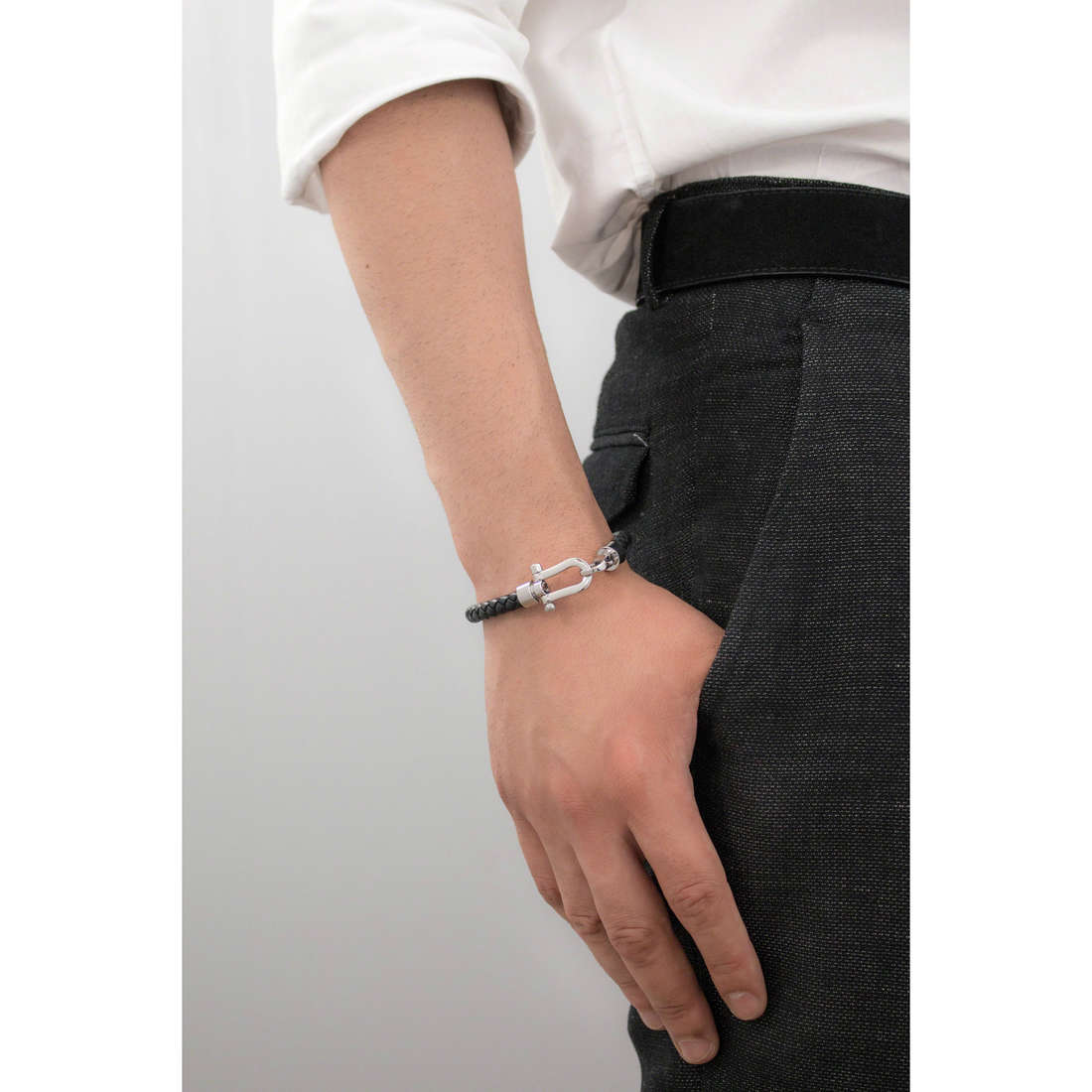 Morellato bracelets Vela man SAHC04 indosso
