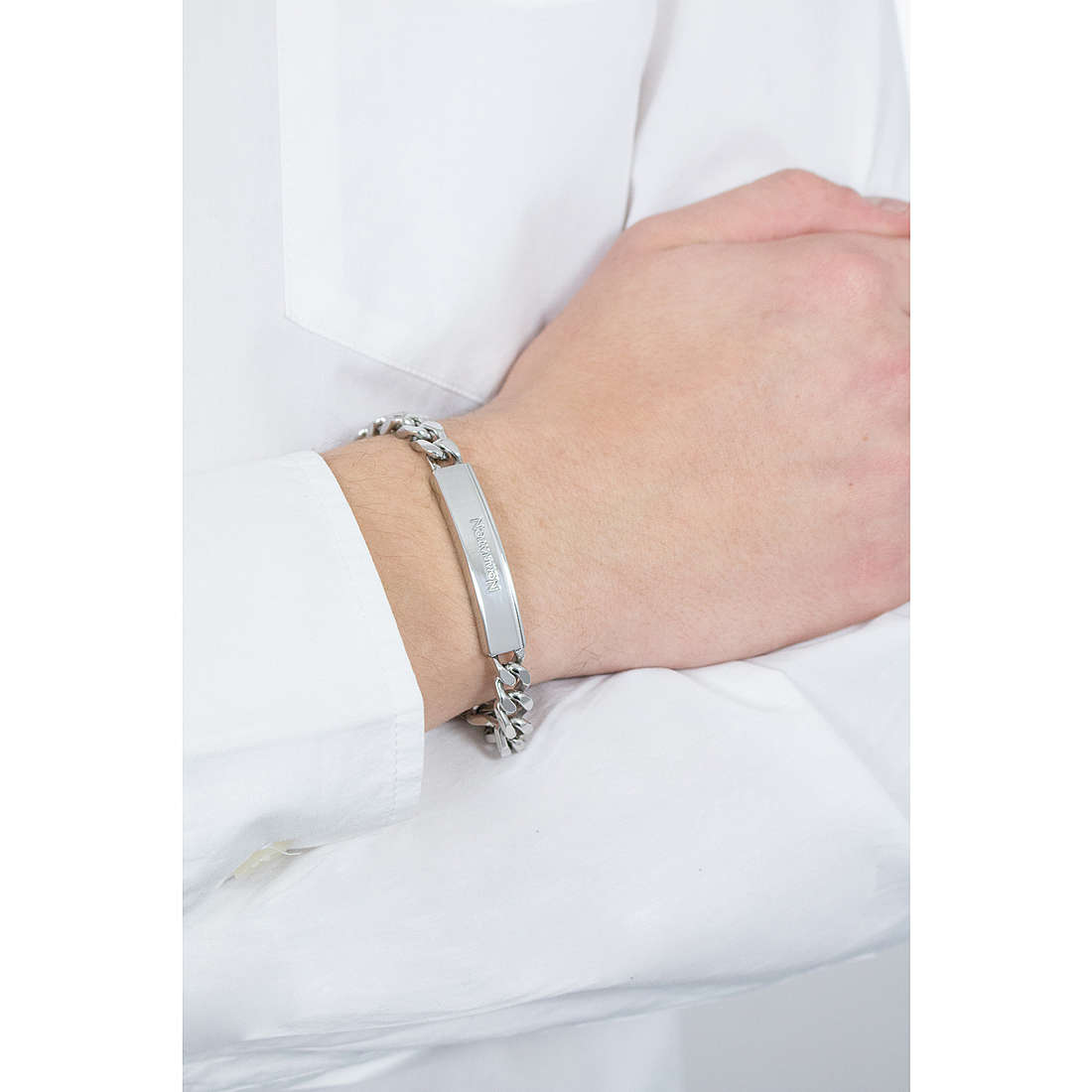 Nomination bracelets Bond man 021928/005 photo wearing