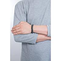 bracelet man jewellery Police Alley S14AKY01B