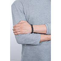 bracelet man jewellery Police Shock II S14ALK01B