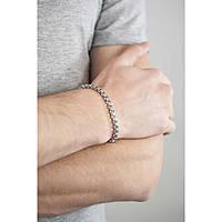 bracelet man jewellery Sagapò Bolt SBO11A