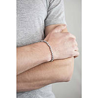 bracelet man jewellery Sagapò Bolt SBO11B