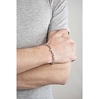 bracelet man jewellery Sagapò Croix SCX12